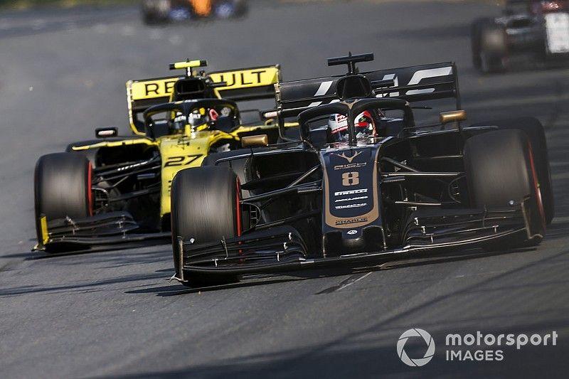 Haas señala tres candidatos para acompañar a Magnussen en 2020
