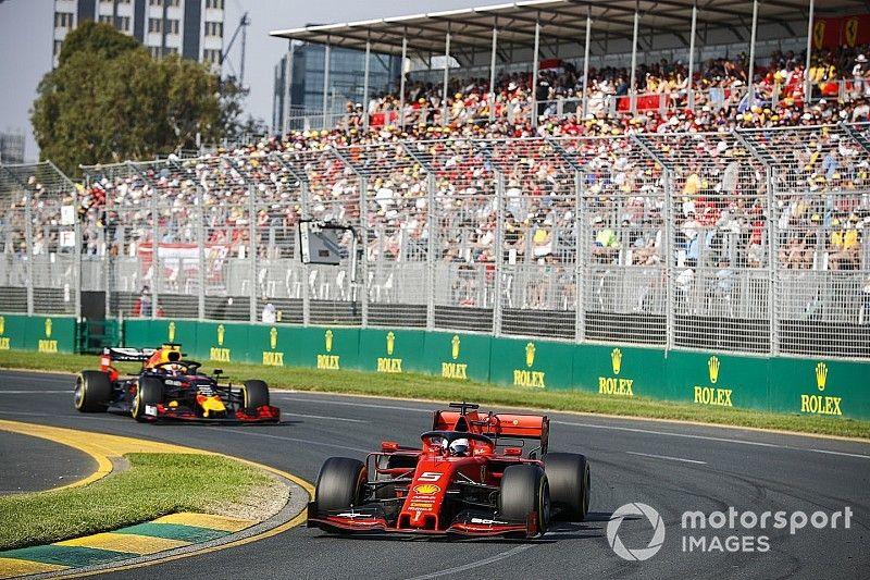 Vettel espera que seis pilotos tengan influencia en la lucha por el título