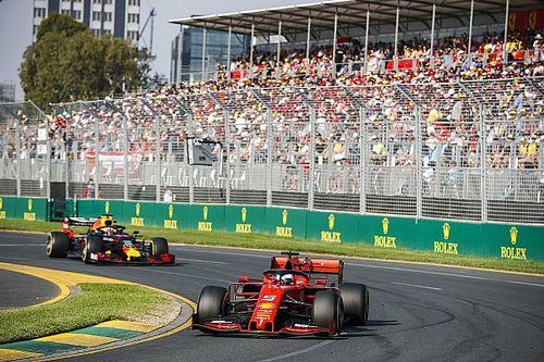 Marko: Ferrari miało problem z chłodzeniem