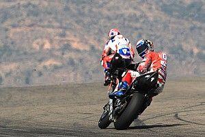 """Dovizioso: """"Con los Michelin, las carreras se pueden ganar de muchas maneras"""""""
