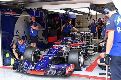 Gelael Austinban újra beülhet a Toro Rosso autójába