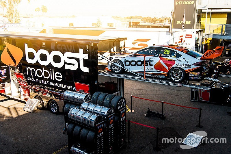 Major backer planning new Supercars squad
