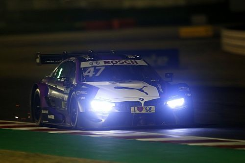 DTM Misano: Rookie Eriksson wint bizarre nachtrace, Zanardi vijfde