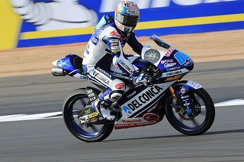 Moto3 Aragon: Pole kesembilan Jorge Martin