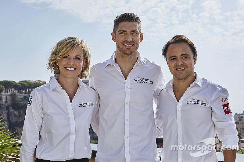 Mortara será compañero de Massa en Venturi en la Fórmula E