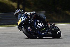 Meio-irmão de Rossi, Marini crava primeira pole na carreira