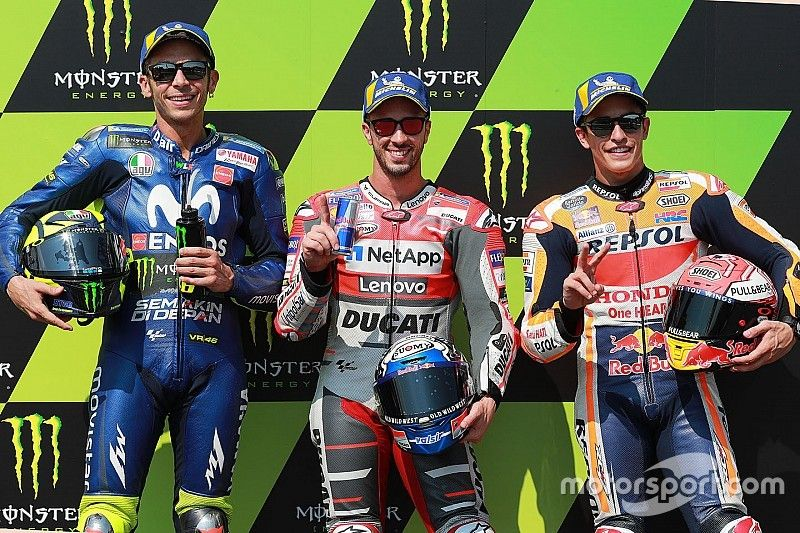 Brno MotoGP: Dovizioso grabs first pole since 2016