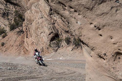 Gonçalves le ganó a Price por seis segundos en el Desafío Ruta 40