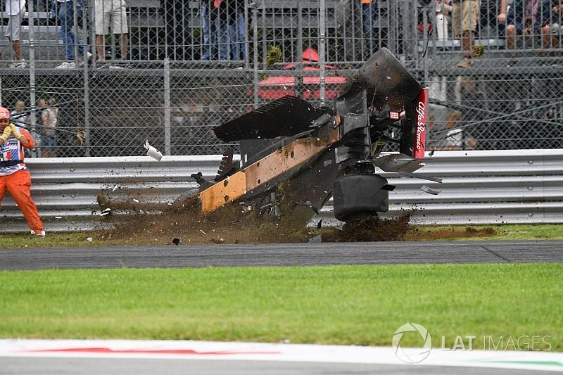 """Ook Leclerc had probleem met DRS: """"Het was heel tricky"""""""