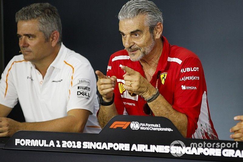 """Arrivabene: """"Kimi ha saputo giovedì di Monza che non sarebbe rimasto in Ferrari"""""""