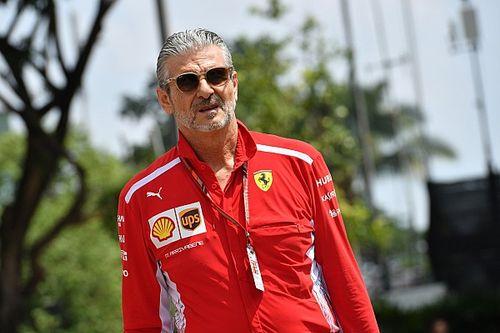 フェラーリがアリバベーネ代表を更迭、後任にはビノットが就任