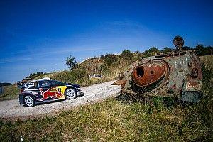 Ogier: ez egy frusztráló hétvége volt, hárman hajtanak a 2018-as WRC-címre