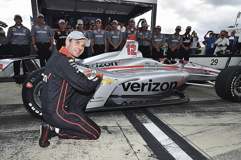 Power admits he never expected to match IndyCar greats
