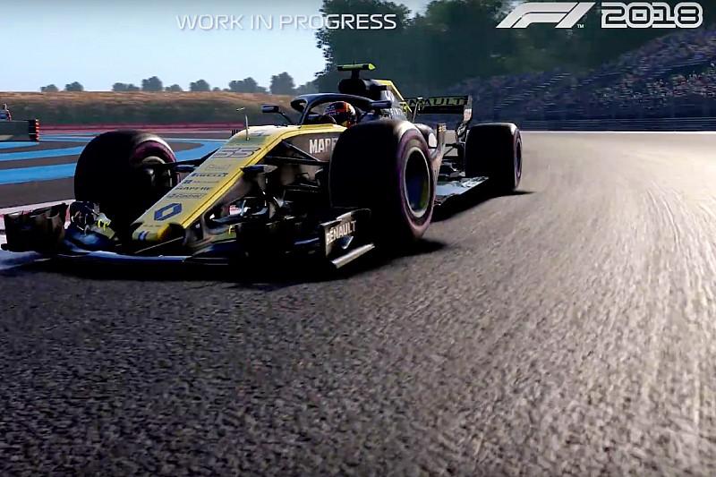 F1 2018: új videó a játékról – Paul Ricard