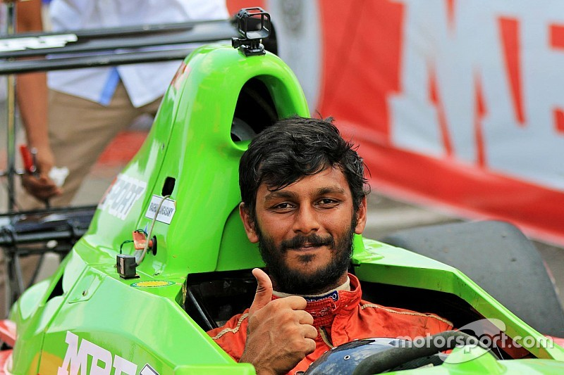 MRF F1600 season review: Rangasamy outduels Parekh