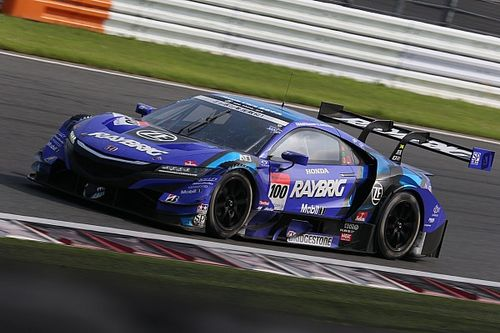 """Button: """"Inconsistent"""" penalty cost maiden Super GT win"""