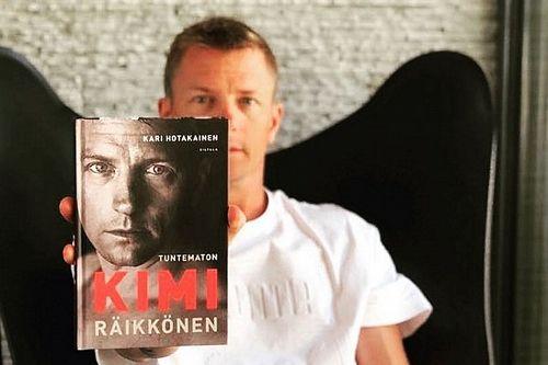 Hamarosan érkezik Kimi Raikkönen hivatalos életrajzi könyve