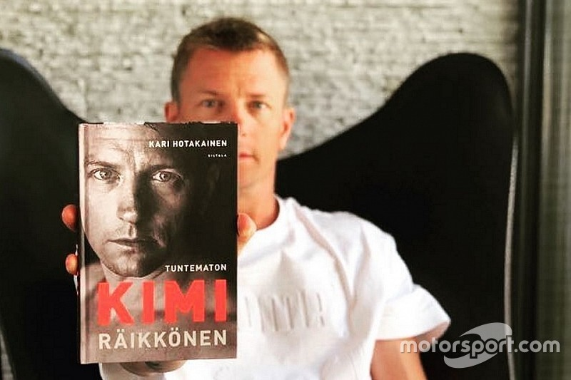 """""""The Unknown Kimi Räikkönen"""", ecco la biografia ufficiale di Iceman"""