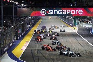 Hamilton a Szingapúri Nagydíjat is megnyerte, Vettel nagy bajban a Ferrarival