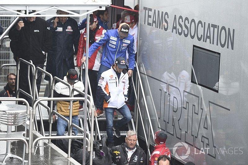 """""""Zu gefährlich"""": MotoGP-Fahrer rechtfertigen Silverstone-Absage"""