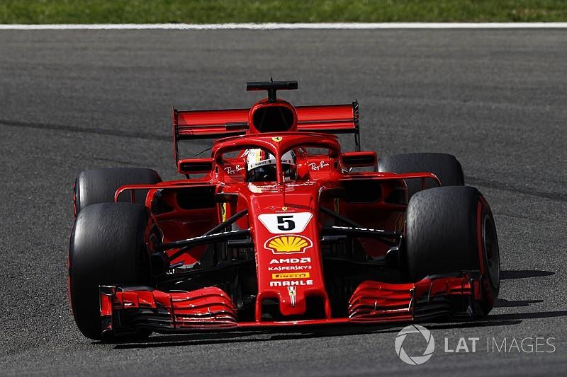 Vettel: Bu şartlarda ikincilik hiç de kötü değil