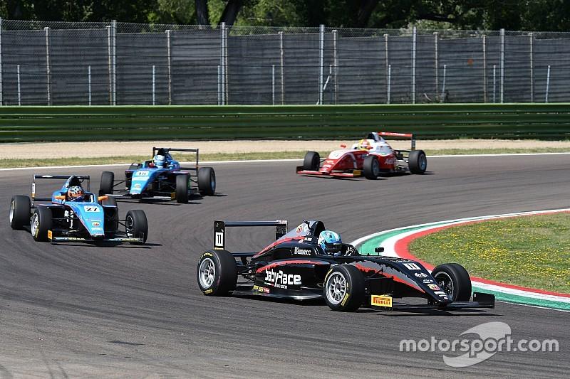 Lorandi vince dalla pole anche Gara 2 ad Imola nonostante due safety car