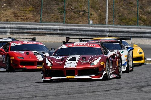 Ferrari Challenge Europe: festa a Brno per Nielsen, Froggatt, Hurni e Nussbaumer