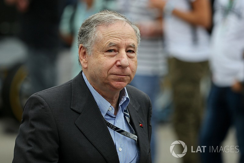 "F1 all-electric future claims are ""nonsense"" - Todt"