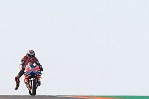"""Lorenzo: """"Lo más importante es el ritmo y de momento lo tenemos"""""""