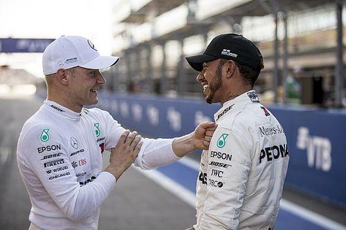 Mercedes: Darum holte Bottas die Sotschi-Pole - und nicht Hamilton!