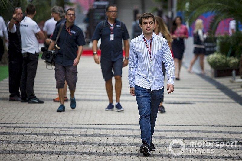 Russian GP promoter Vorobyev steps down
