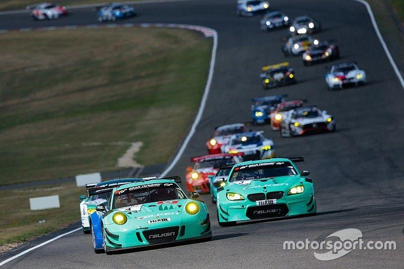 GT3-Kategorie Nürburgring: Trotz Rekorden keine Einbremsung geplant