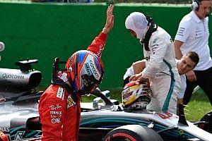 """Mercedes, Ferrari'nin pole'ünü """"hava koridoruna"""" bağlıyor"""