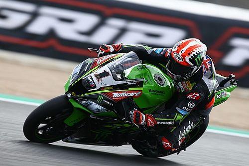 Superbike-WM in Magny-Cours: Jonathan Rea zum vierten Mal Weltmeister