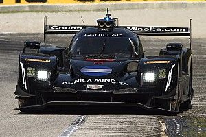 WTR lidera la primera práctica en Laguna Seca