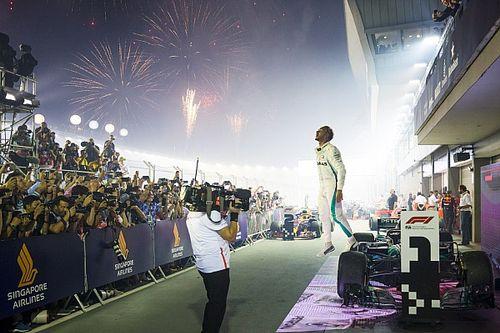 GALERÍA: El Gran Premio de Singapur de F1