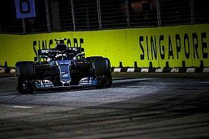 Pneus : choix semblables pour Ferrari et Mercedes à Singapour