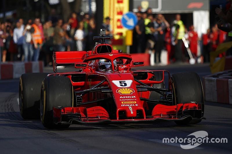 İtalya GP öncesi kullanılan güç ünitesi sayıları açıklandı