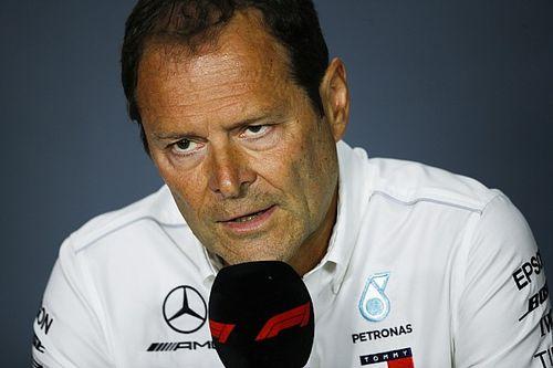Mercedes: A GPS is megmutatja, hogy a Ferrari jobban gyorsít ki