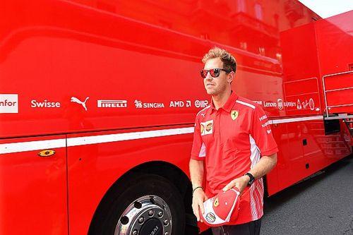 Vettel elmondta, minek volt betudható a milánói autótörés