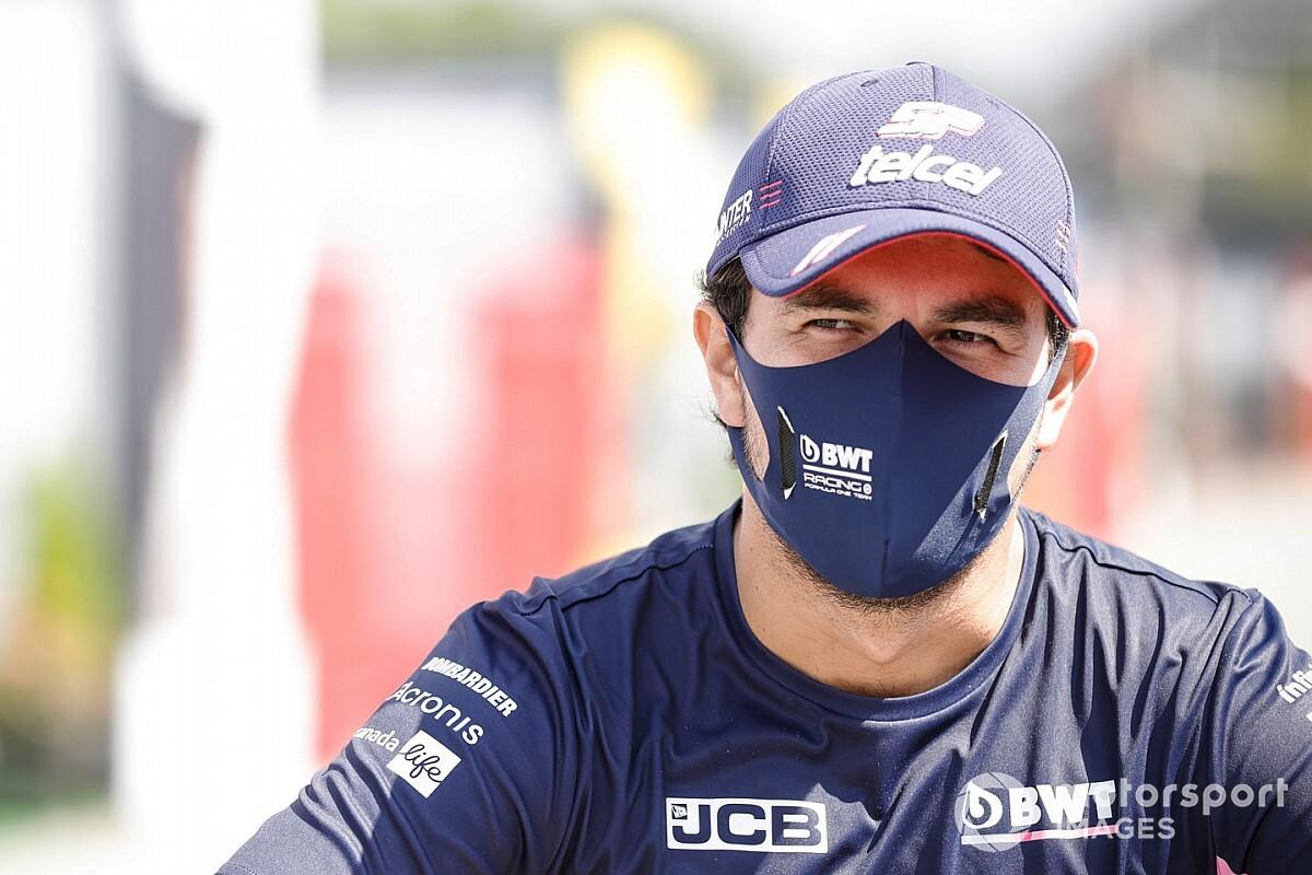 Perez nem egyeztet más csapatokkal jövőjével kapcsolatban