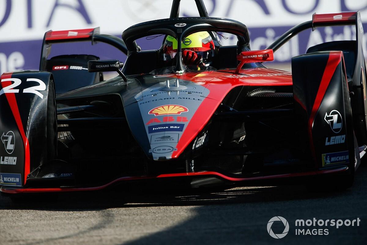 Formula E: la Super Pole di Berlino 5 va a Rowland