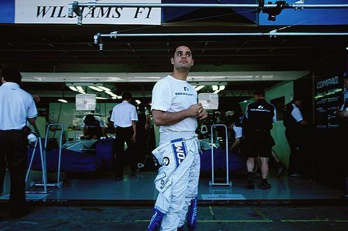 El día que Juan Pablo Montoya se presentó como rival de Schumacher
