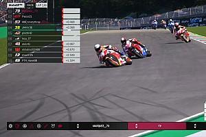 Álex Márquez remporte la première course MotoGP virtuelle