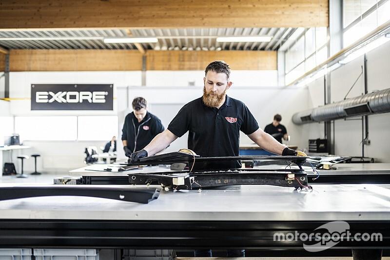 'F1-teams geïnteresseerd in koolstofvezeltechnologie Donkervoort'