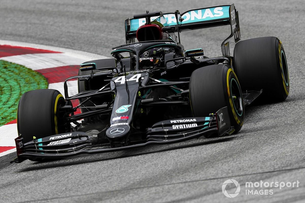Red Bull formaliza protesto contra Sistema de Direção da Mercedes