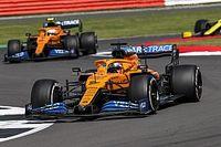 McLaren estudia cambiar su concepto de diseño para 2021