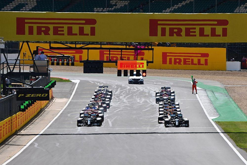 Pemenang Sprint Race Otomatis Jadi Pole Sitter F1
