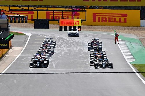 F1 sprint winner will be officially credited with pole position