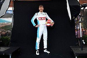 """Russell: """"İlk F1 testimden sonra gözlerim kan çanağına döndü"""""""